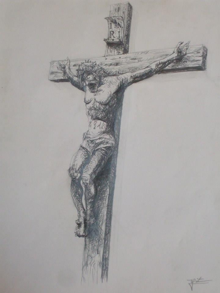 Christ en Croixvendu