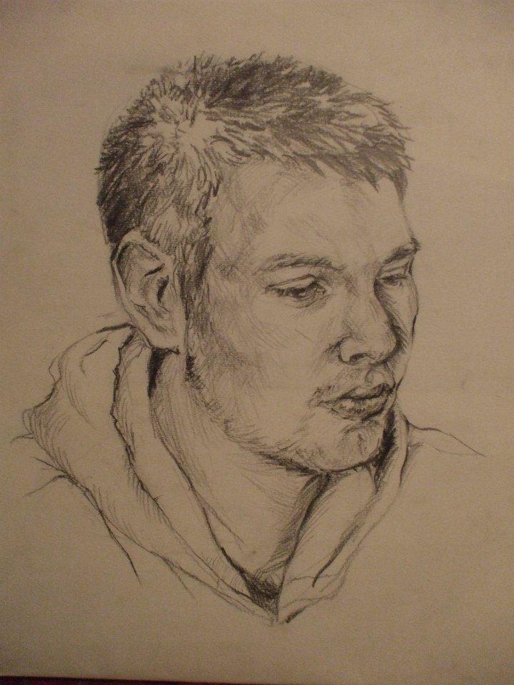 portrait de mon frère
