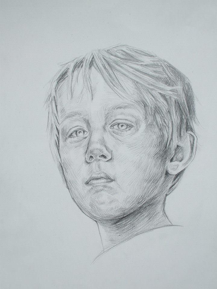 portrait d\'un enfant