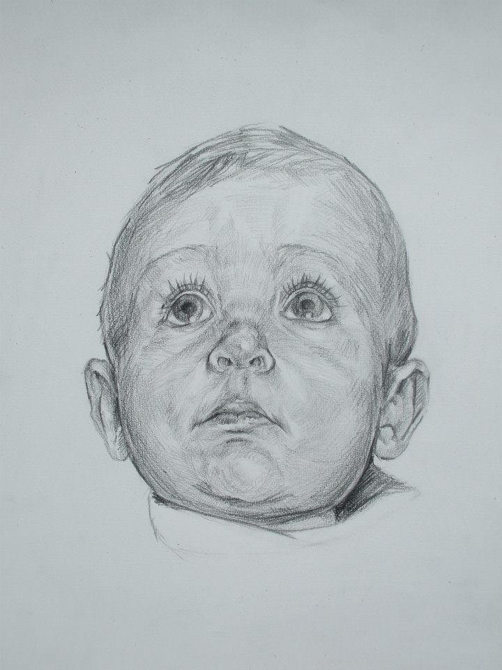 portrait d\'un enfantvendu