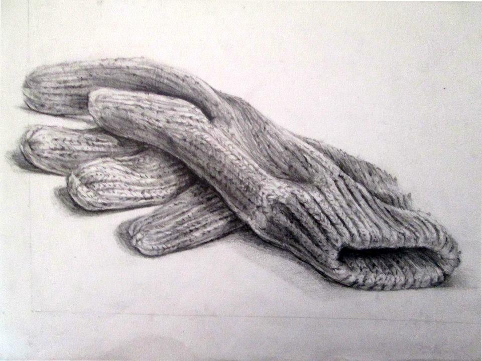 étude de gant