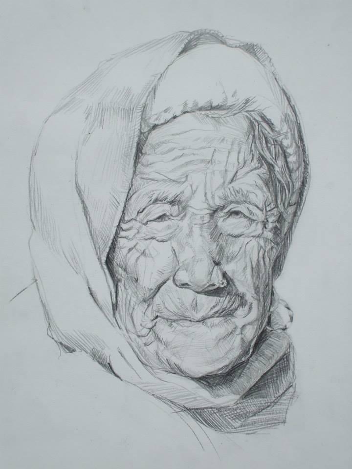 une vielle dame 2