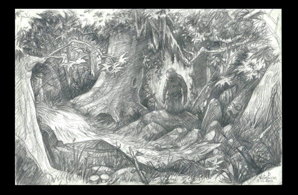 900euros - rituel celte, première recherche