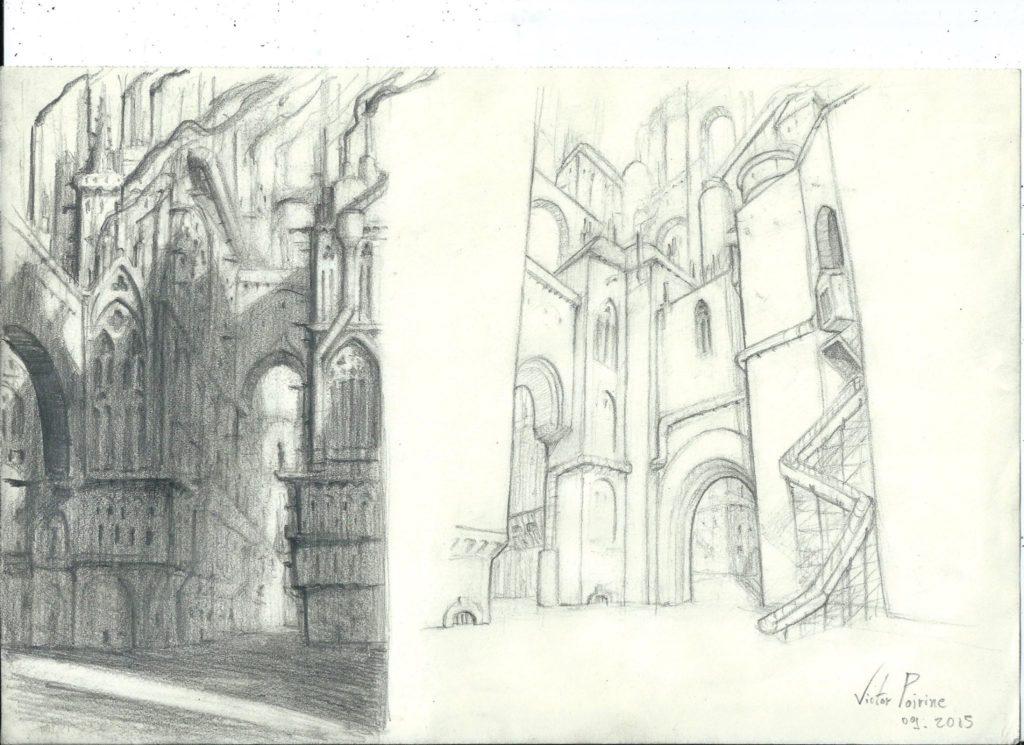 recherches d'architectures
