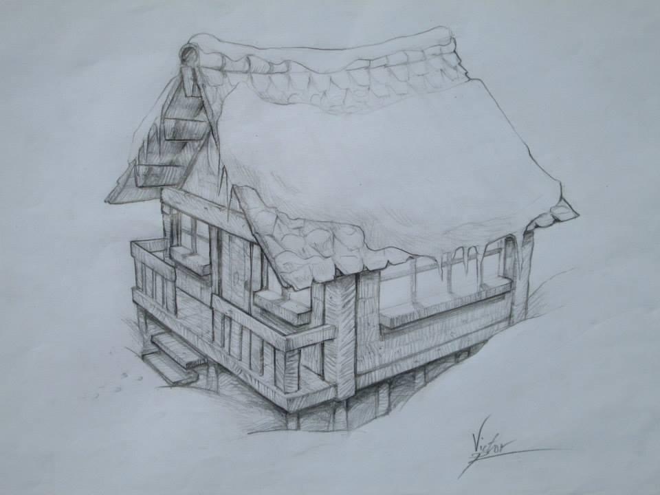 Maison du chasseur (extérieur)