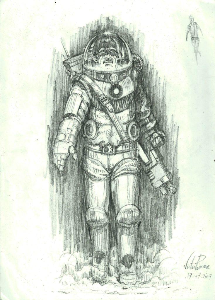 cosmonaute 1